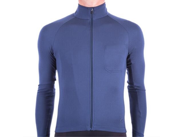 Isadore Long Sleeve Jersey Men indigo blue